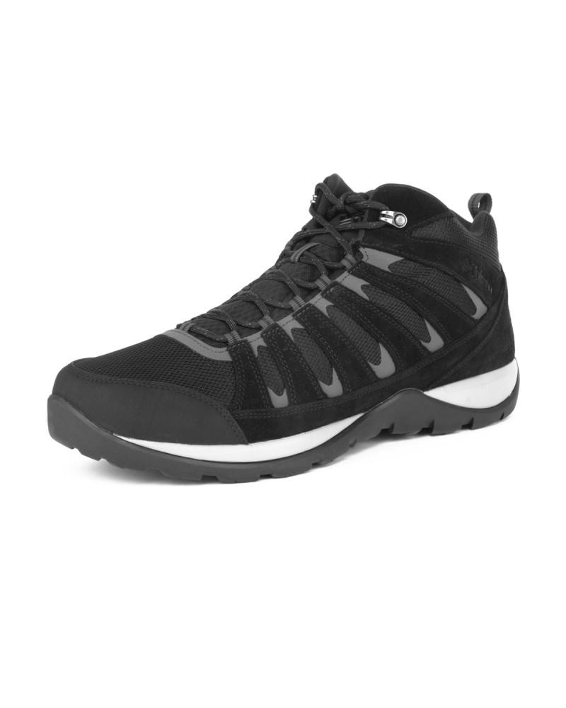 Chaussures de randonnée Columbia Redmond grande taille noires
