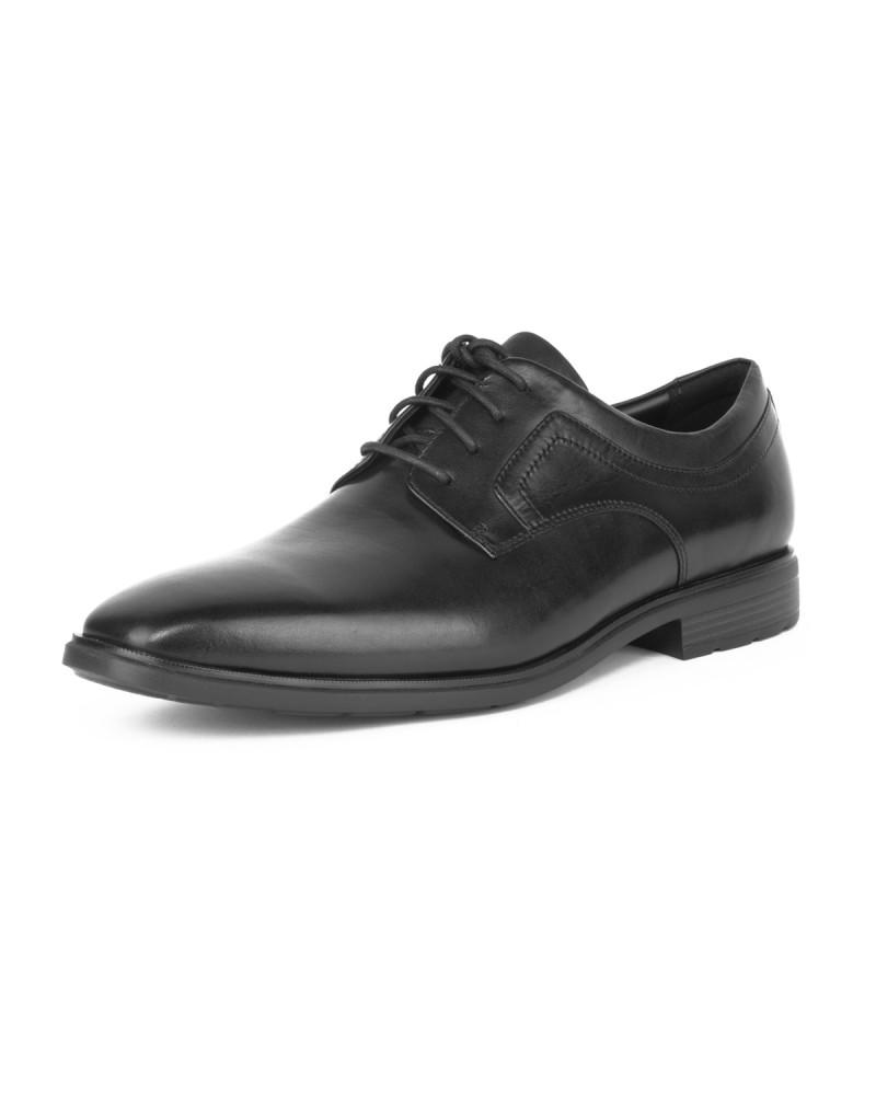 Chaussure derby Extralight Rockport grande taille noir