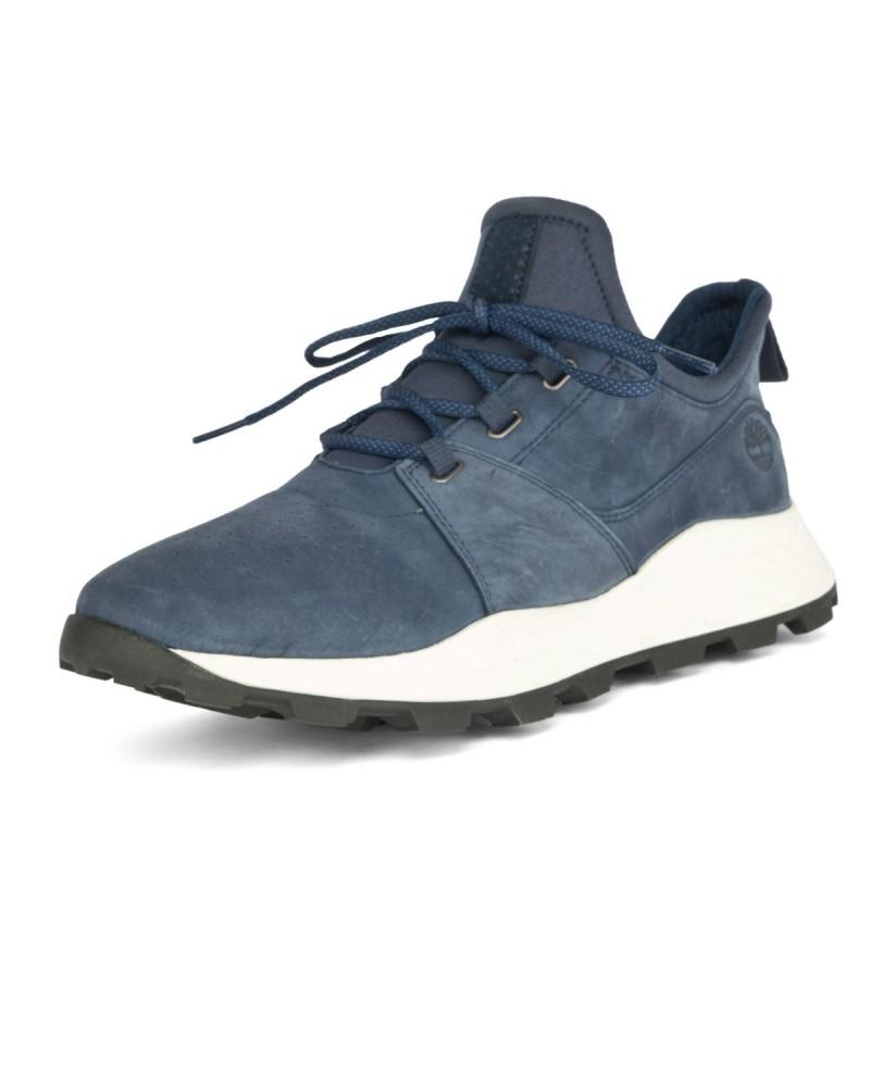 Sneakers Brooklyn Timberland grande taille bleu