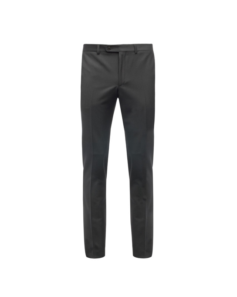 Pantalon de ville 1214 pour homme grand 38US noir