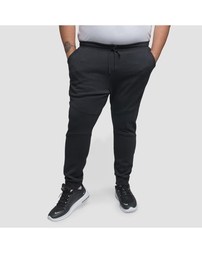 Pantalon de jogging Tech Fleece Nike grande taille noir