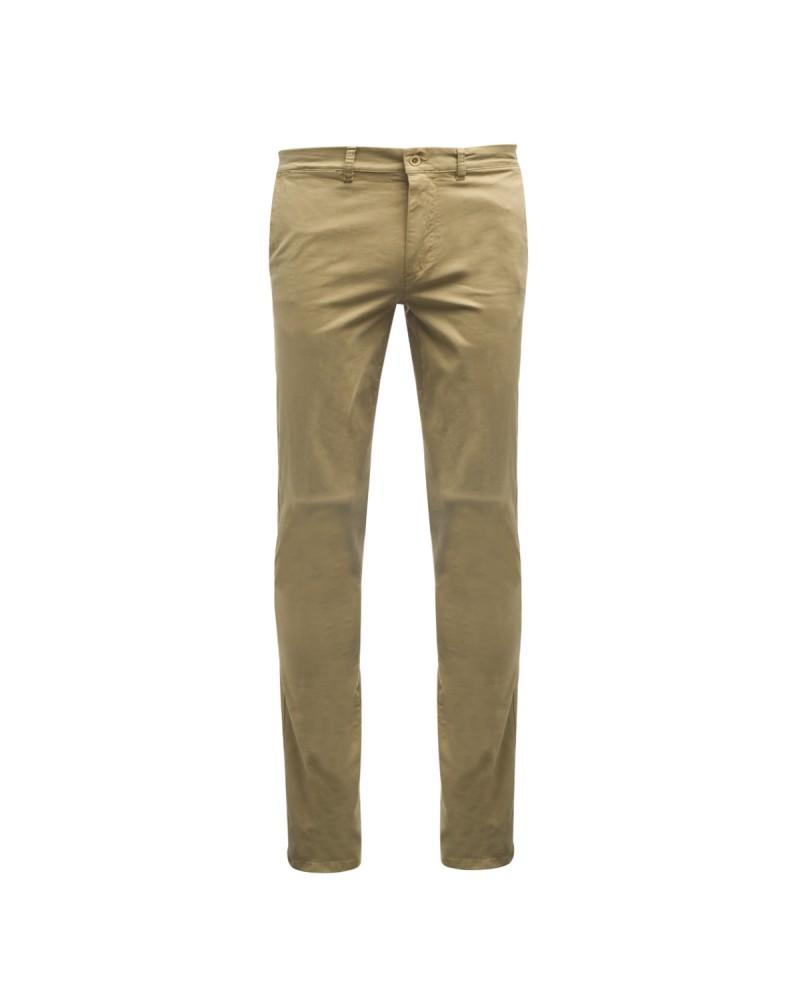 Pantalon chino 1214 beige homme grand