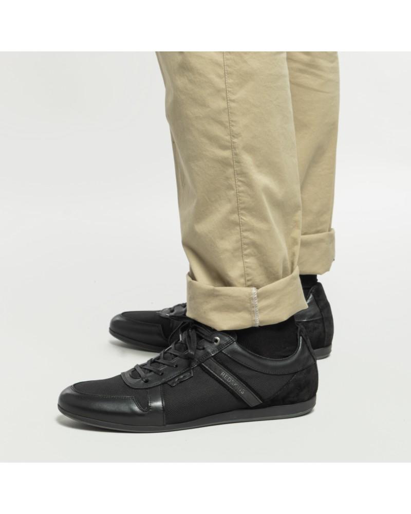 Sneakers Redskins Wibou grande taille noires