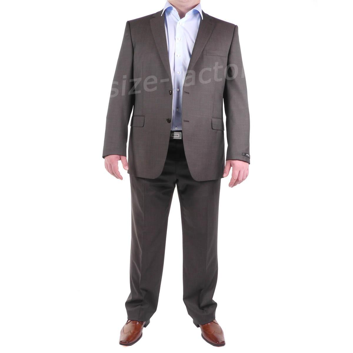 pantalon de costume prfrence gris pour homme fort du 56 au 64 car interior design. Black Bedroom Furniture Sets. Home Design Ideas