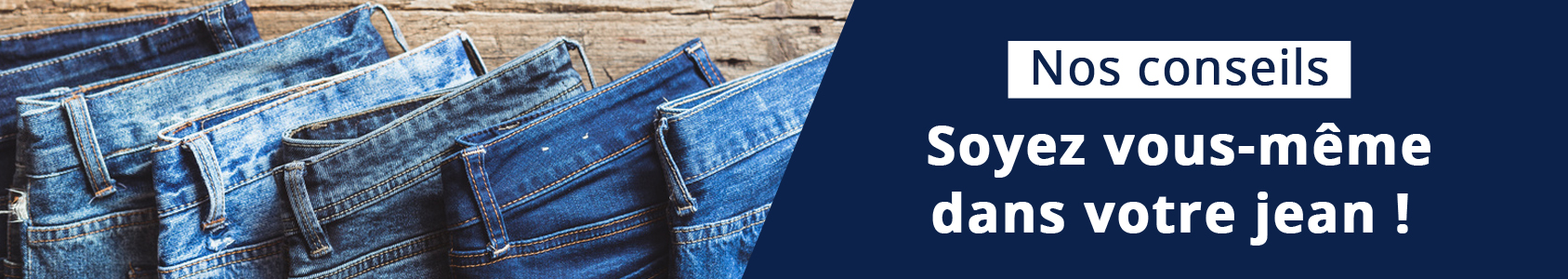 Choisir son jean grande taille homme