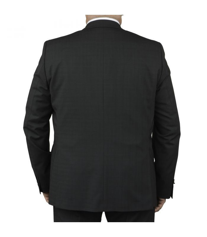 Veste de costume de dos