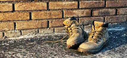 chaussures de sécurité grande taille Grafters