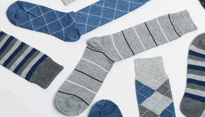 Chaussettes grande taille homme Kindy