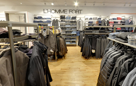 Magasin vetement homme lille