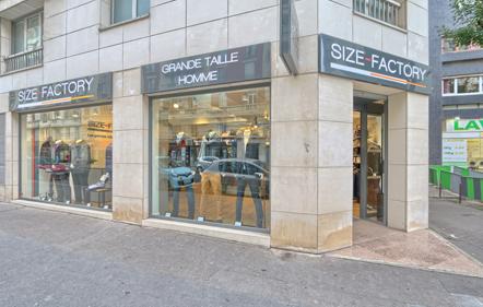 Magasin vêtement grande taille homme Paris 15ème  223b6b2adca