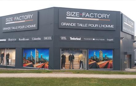 Taille Magasin Factory Plaisir Vêtement Grande Homme Size qnU70g
