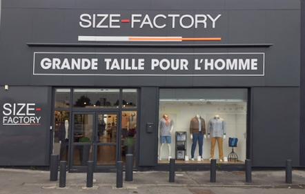Magasin vêtement grande taille homme Reims   SIZE-FACTORY 6d3dd81e7746