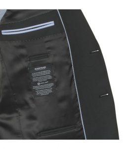 veste-de-costume-plomb grande taille du-60-au-72