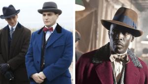 Costumes Hommes coloré