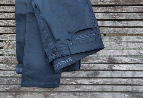 test jeans maneven