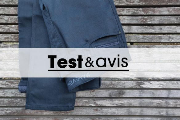 test jeans maneven
