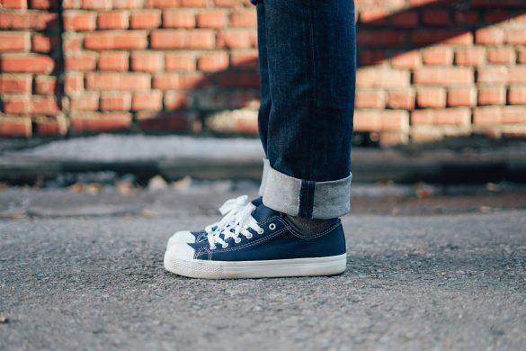 association jean chaussures