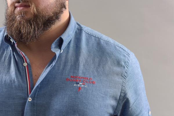 Broderie chemisette Ruckfield