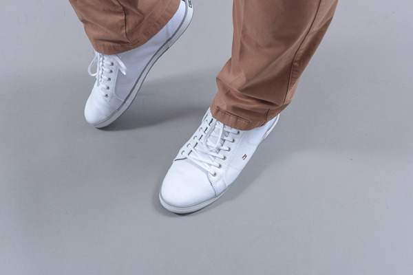 Chaussure Tommy Hilfiger Blanche Size Factory