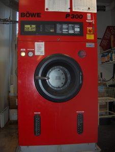 Machine pour les nettoyages à sec - SF