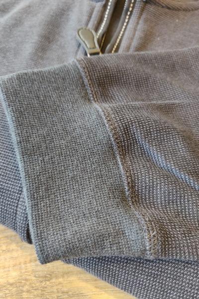 Un sweat pensé dans les détails - Size Factory - Matière
