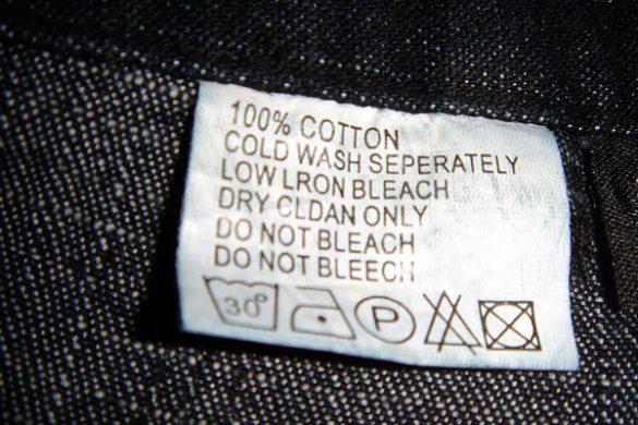 Comment lire les étiquettes de lavage et bien entretenir ses vêtements ?