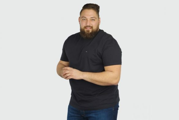 Comment porter son tee-shirt homme grande taille ?