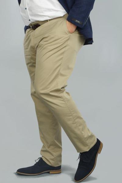 Panalon chino beige grande taille