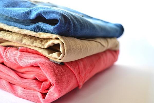 Entretien jeans en coton