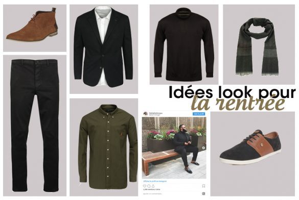 look rentree grande taille homme