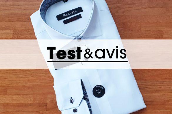 Test chemise MANEVEN
