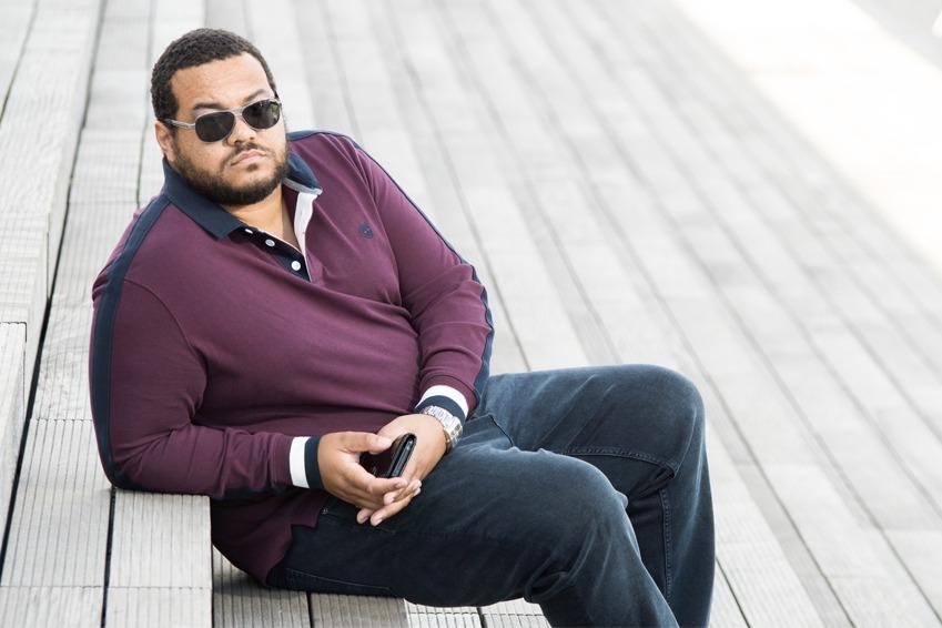 Interview de notre mannequin grande taille : Khader